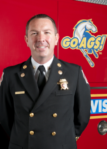 New Fire Chief Wins Over Support of East Davis Fire Protection District