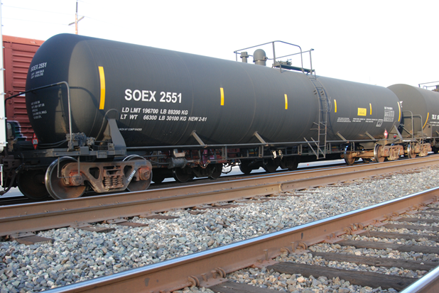 City Proposes EIR Response Letter on Oil Train