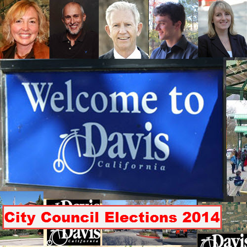 Davis City Council Candidates Question 3 – Downtown Parking