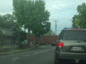 Why is Davis Working on Yolo Freight Rail Relocation?