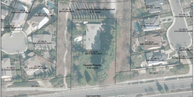 Paso Fino Generates Community Questions About Greenbelts, Infill, Density