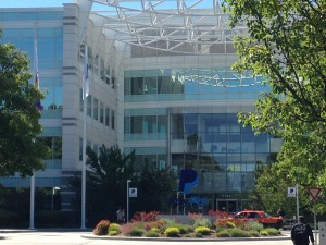 A photo from the PayPal campus shows us the realm of the possible