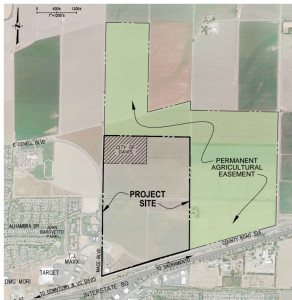 Proposed Location for Mace Innovation Park