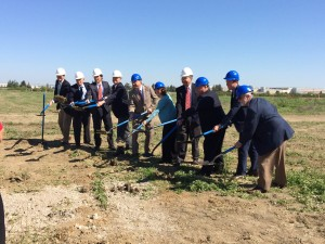 Ground-breaking for the WDCWA