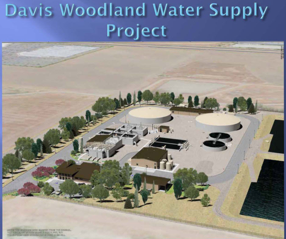 BREAKING NEWS: UC Davis Joins Water Project