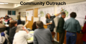 Community Outreach on Innovation Parks and Shared Fire Management