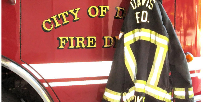 City of Davis Fire Department Annual Report 2013-14