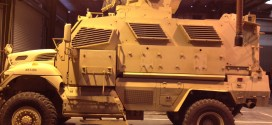 Petition to Get Rid of Armored Vehicle Launched on Change.org