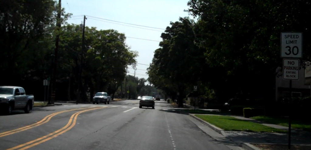 Fifth Street Lane Reductions Have Been Implemented (Video)