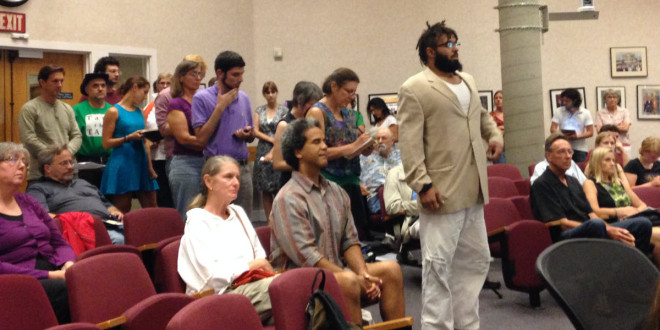 Council Turns Back Tide of Police Militarization