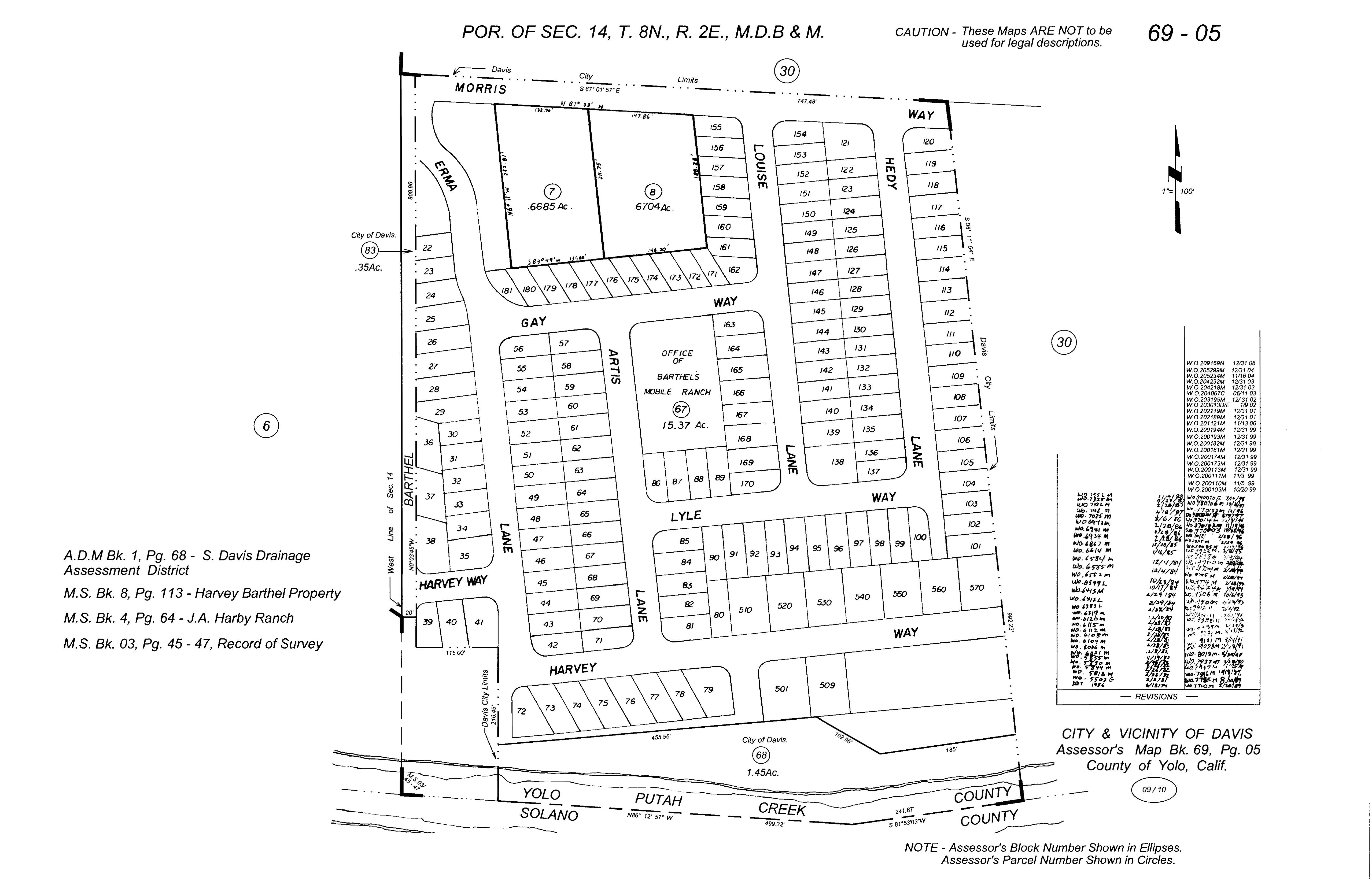 Royal Oak Assessors Map