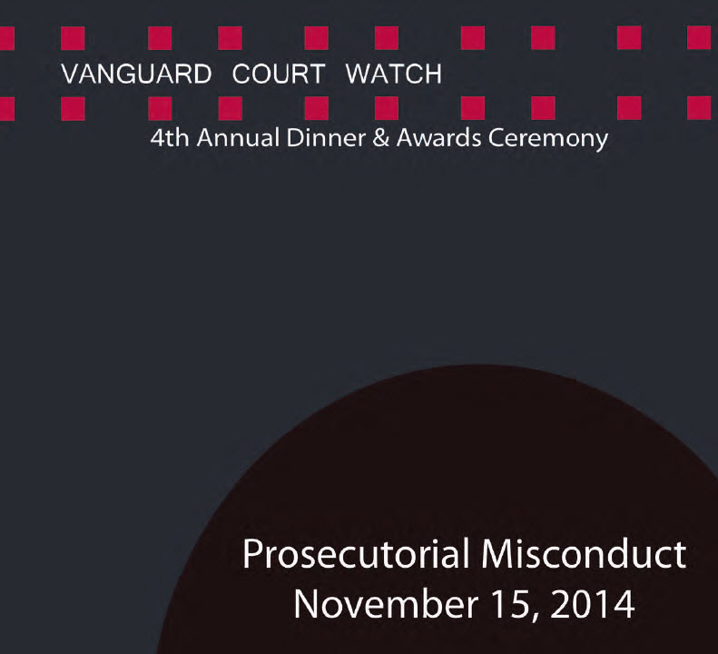 Vanguard Announces Line Up and Awardees for 4th Annual Event