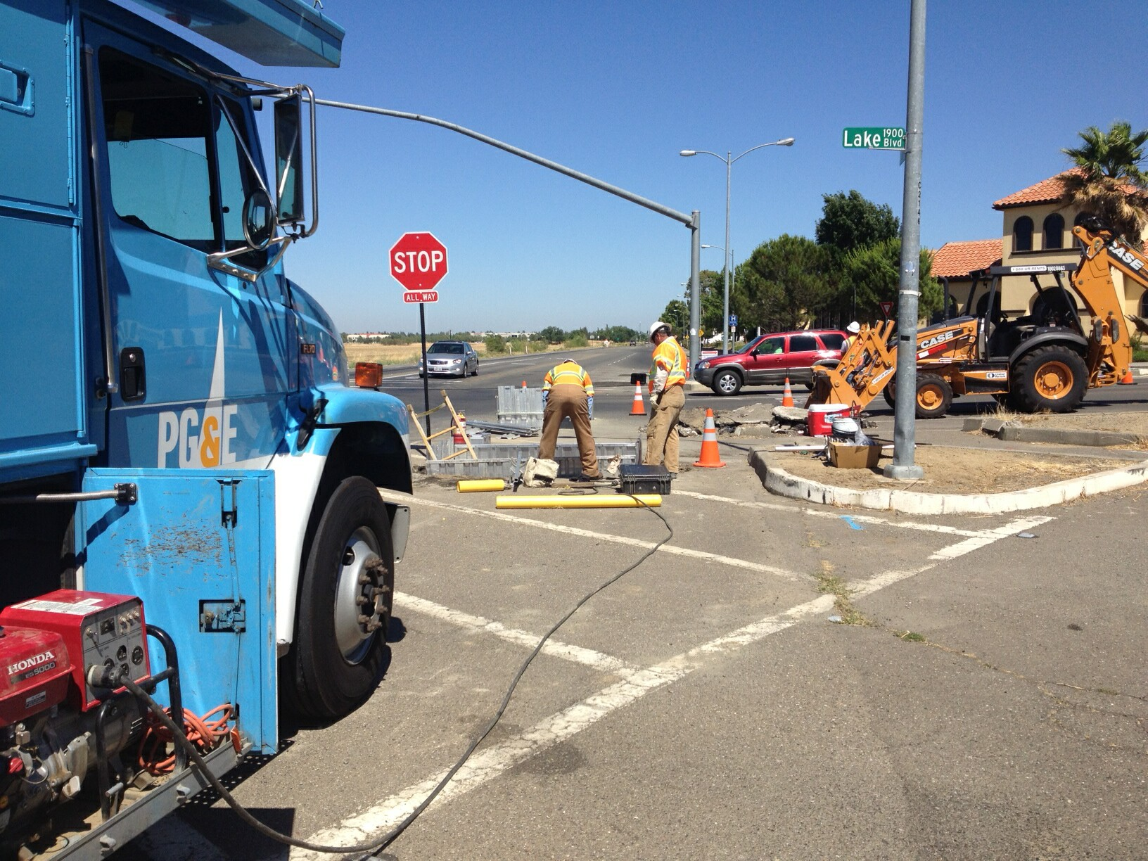 State PUC Studies Warn of Flawed Gas Distribution Pipes: West Davis Leaks Continue