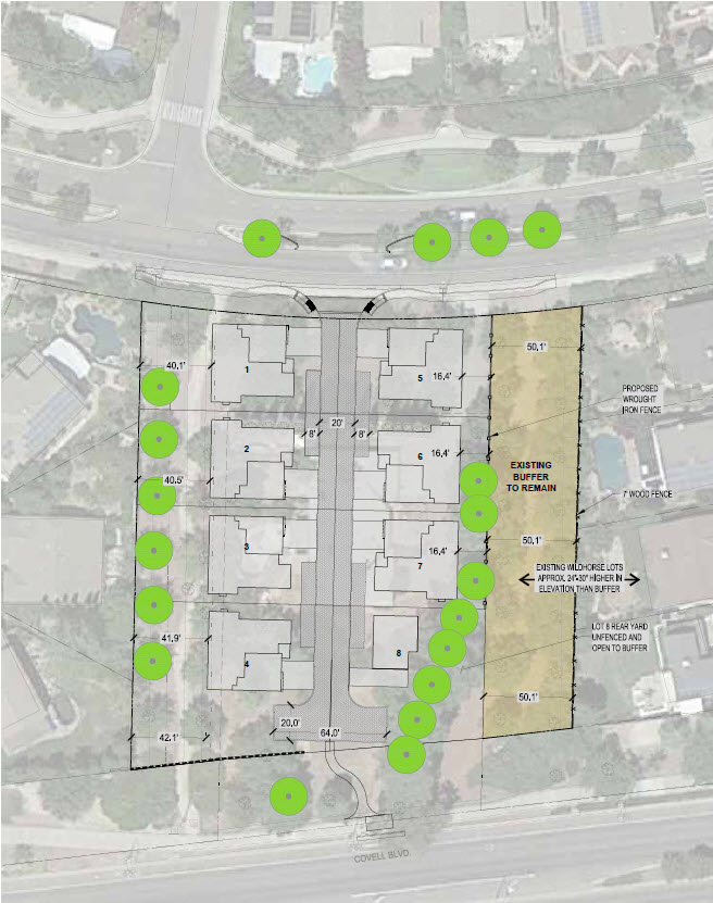 Neighbors Remain in Opposition to Project Despite New Proposal At Paso Fino