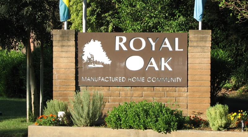 Vanguard Responds to Royal Oak Mobile Home Park Demand For Retraction