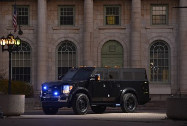 Council Looks Into Acquiring an Armored Vehicle