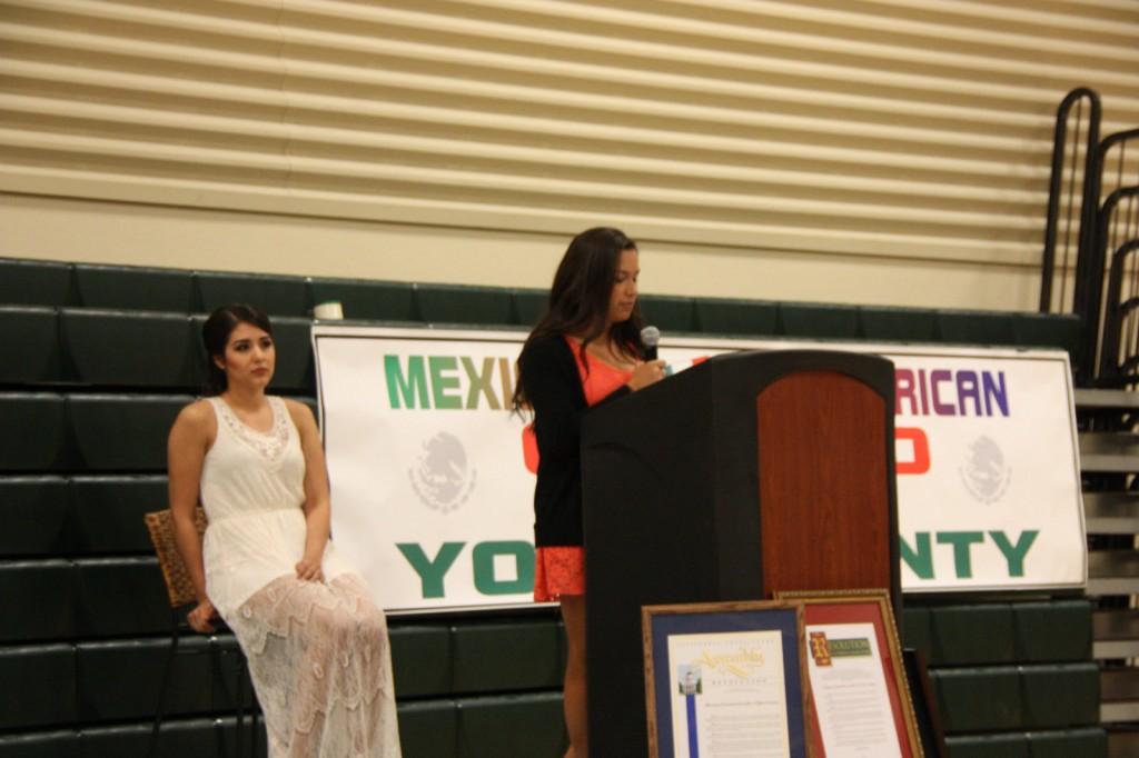 Davis High School Student Sophia Hernandez
