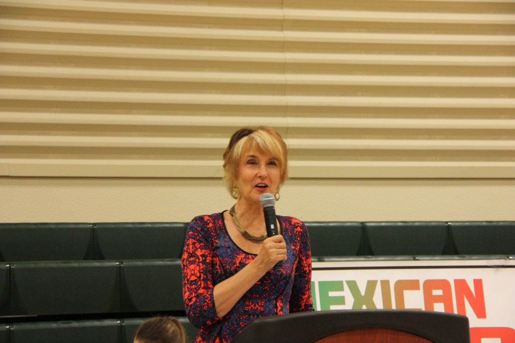 Community Award winner  Barb Boehler