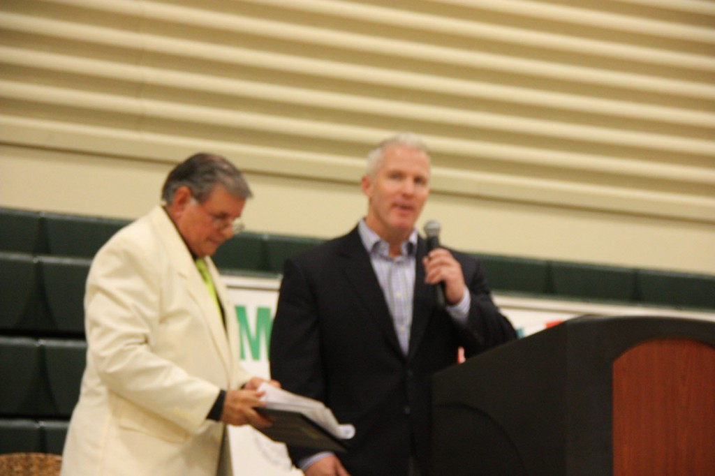 Yolo County District Attorney Jeff Reisig receives Elected Official Award