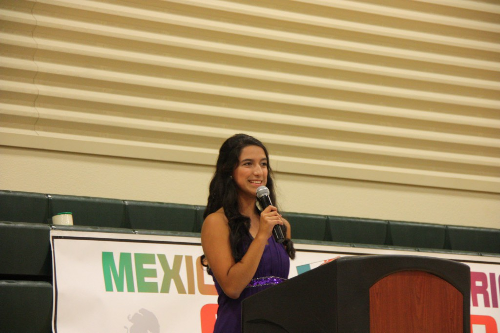 Pioneer High School Student Liliana Carolina Juarez