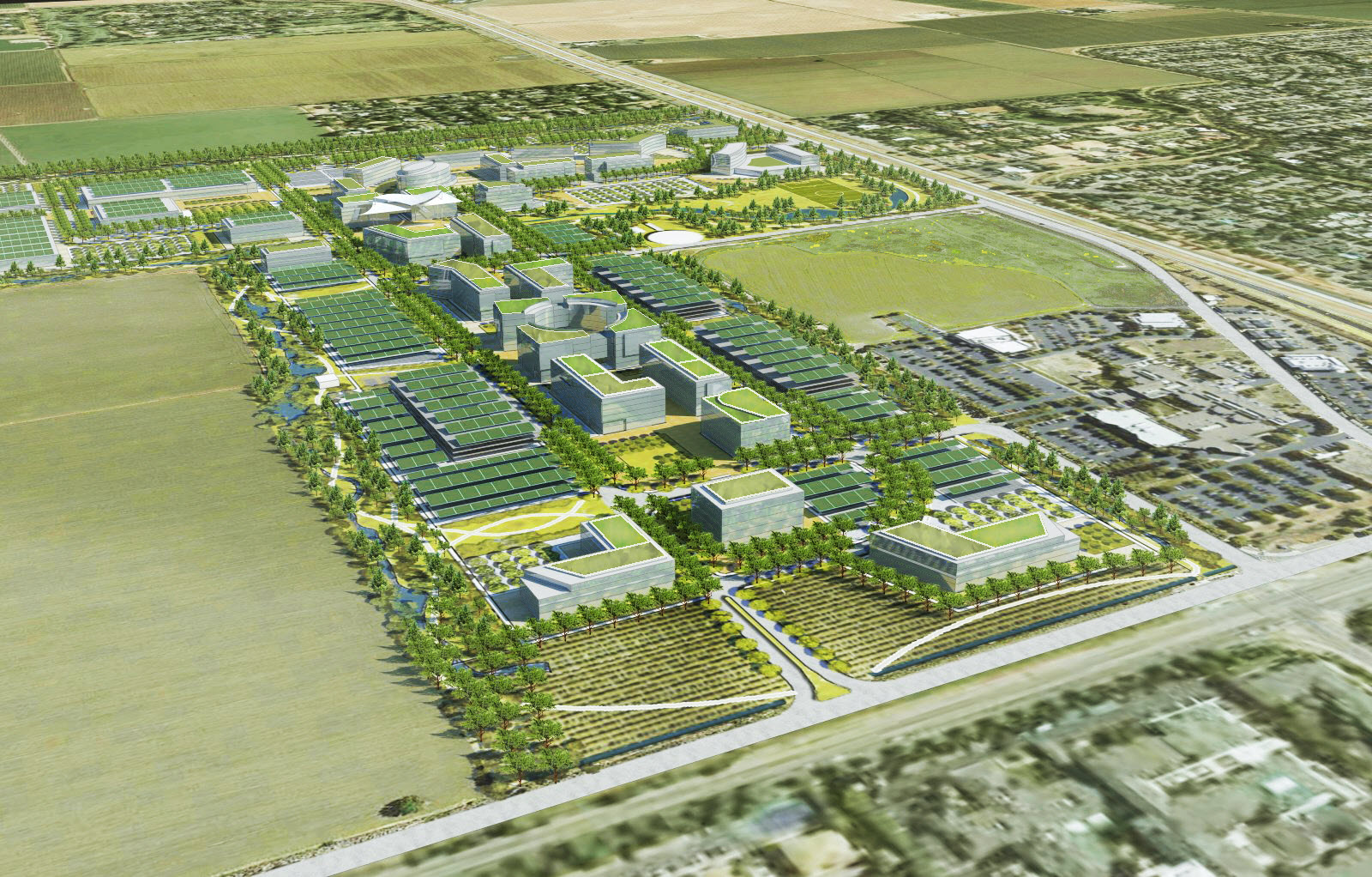 Davis Innovation Center Application Submitted