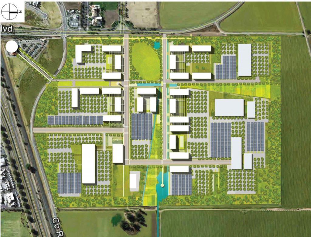 Proposed Mace Ranch Project