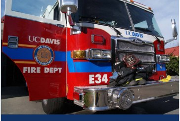 UC Davis Fire Department Annual Report 2013-14