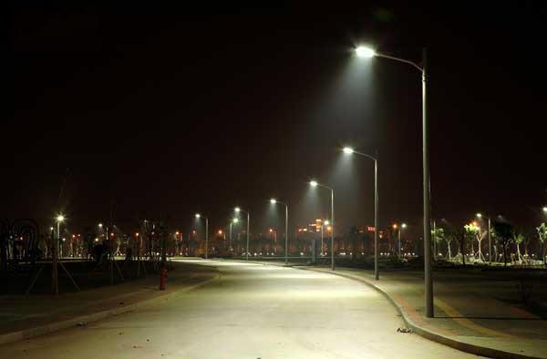 Streetlights Revisited October 2014 Part One Davis