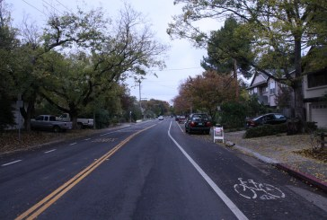 Council Takes Community Dialogue Approach on B Street Striping