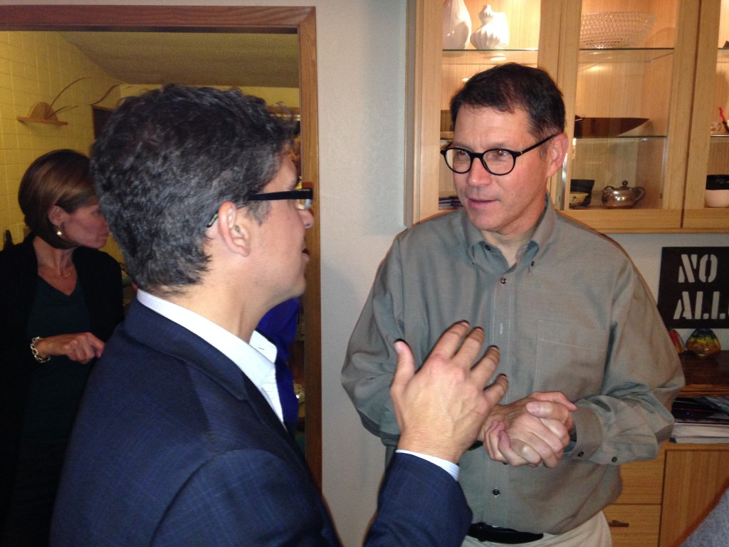 Tom Adams talks to Alan Fernandes