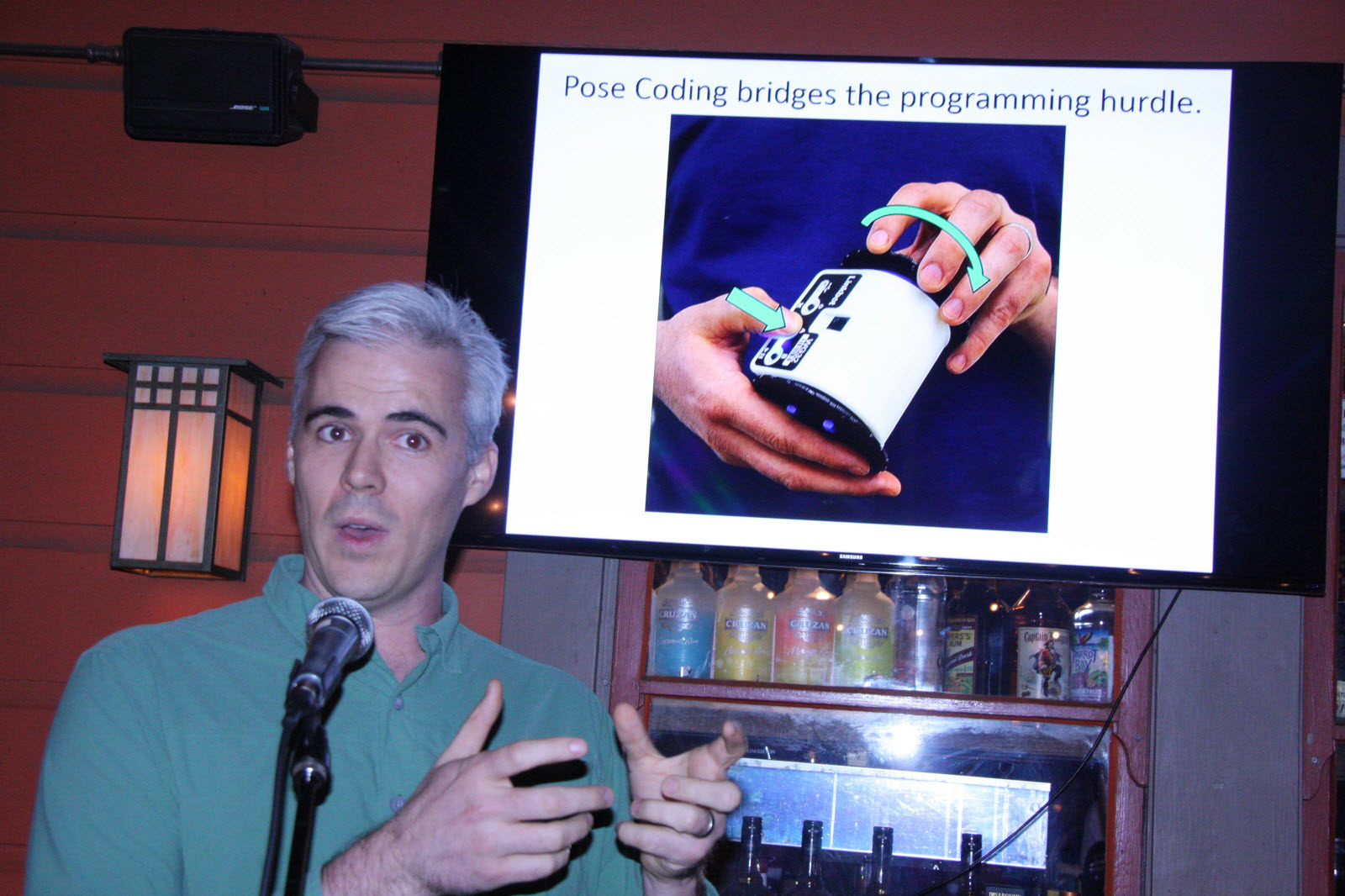 Graham Ryland talks about coding and robots