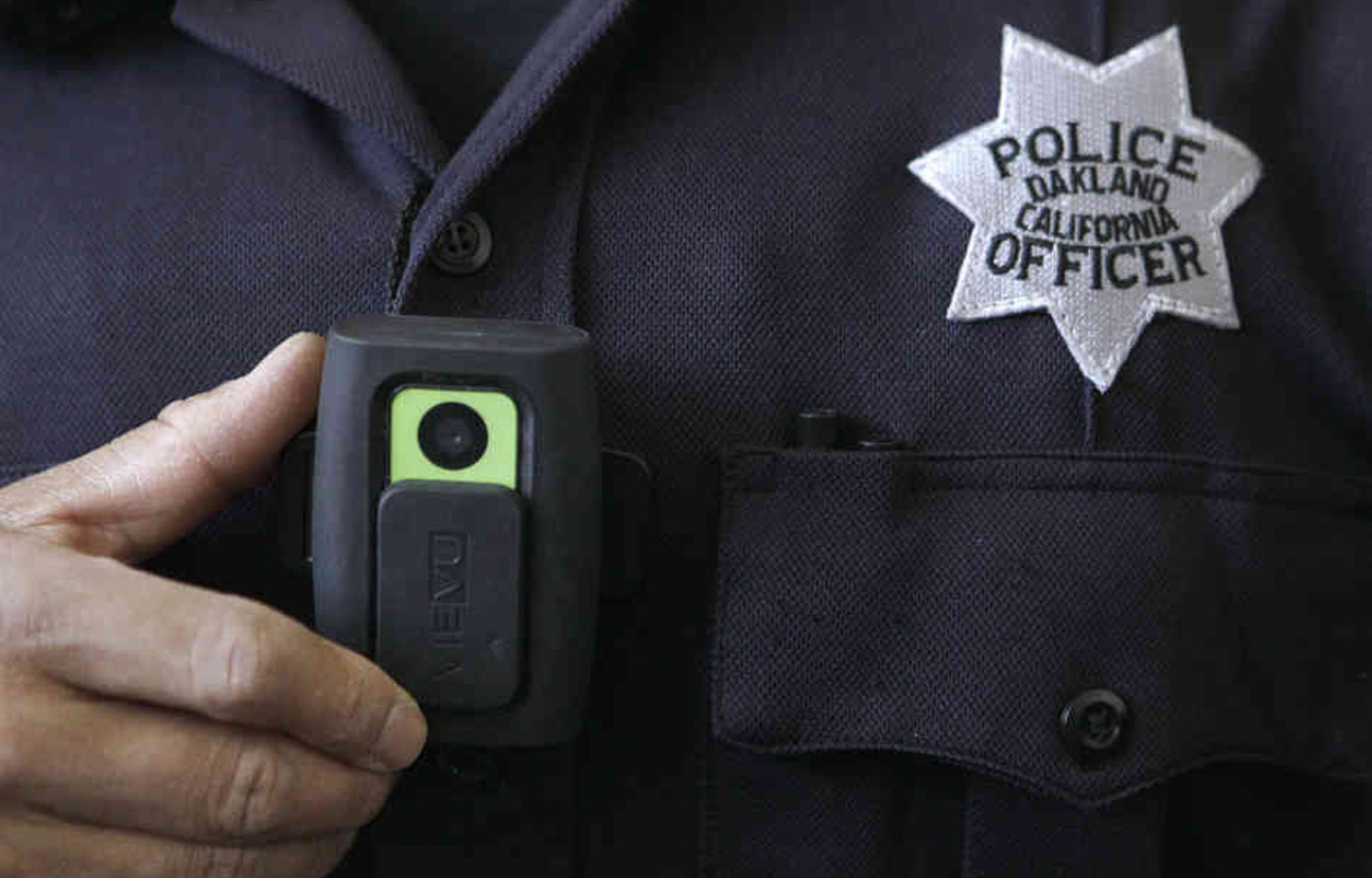 My View: Police Body Cameras Are Not Enough | Davis Vanguard