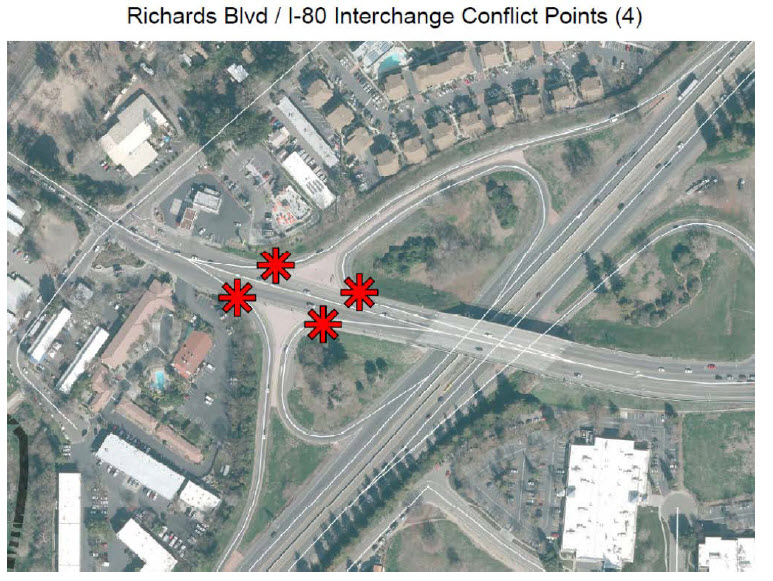 City Looks to Improve Richards Boulevard Interchange