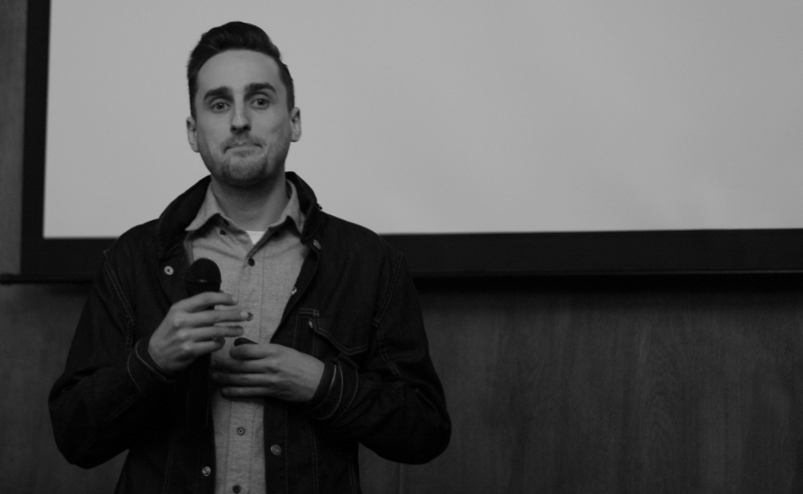 Phil America speaks at TEDX UC Davis on Saturday