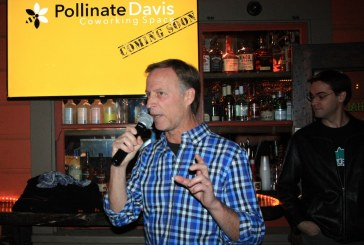 Jumpstart Davis Mixer on Wednesday at New Pollinate Space