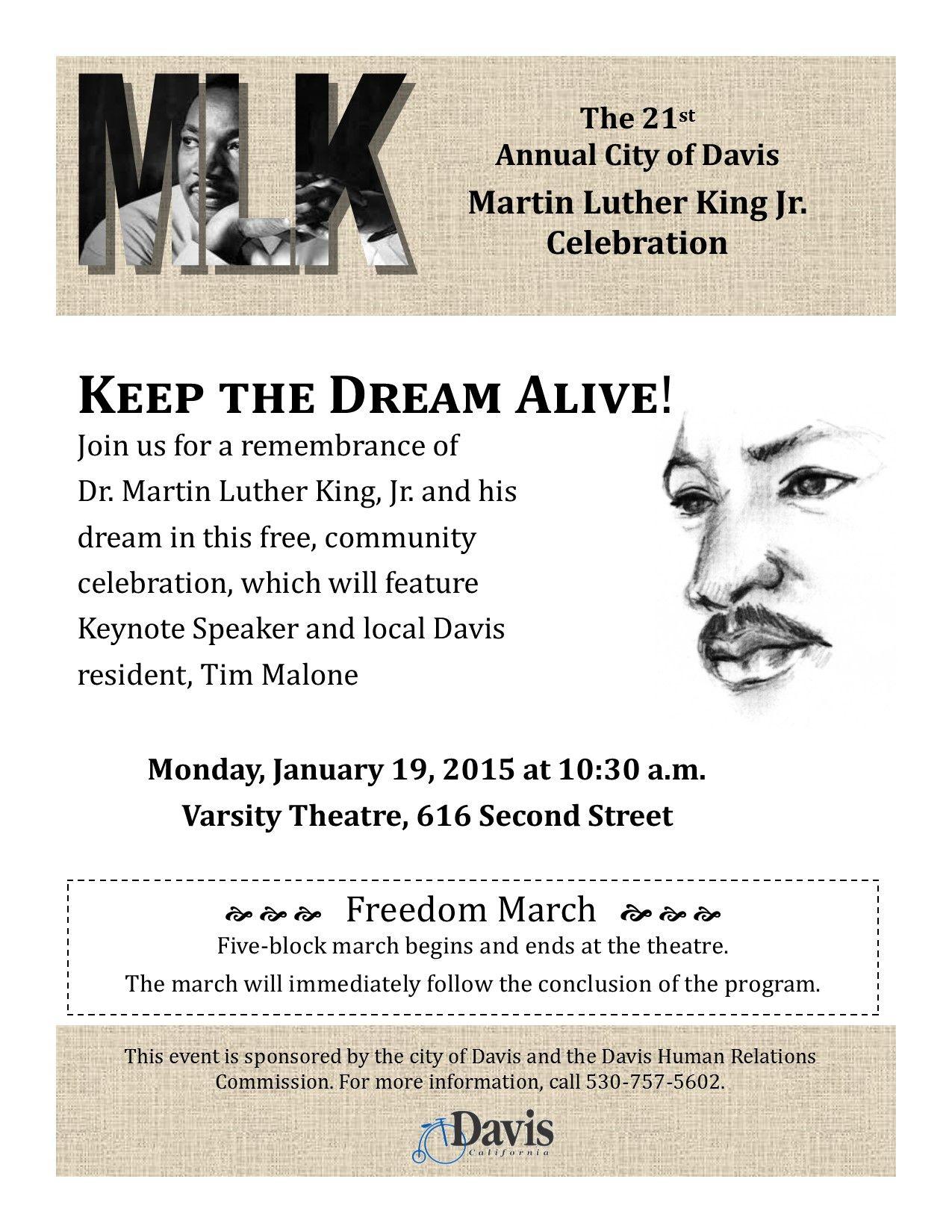 MLK Flyer 2015