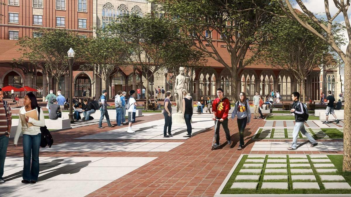 Proposed USC Village