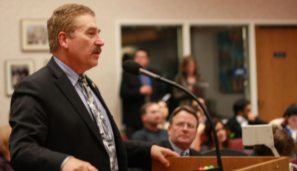 Davis Police Chief Landy Black told Council on Tuesday that he's not hopeful the original culprit would be found.