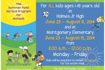 Davis Offers Students a Summer Meal Program