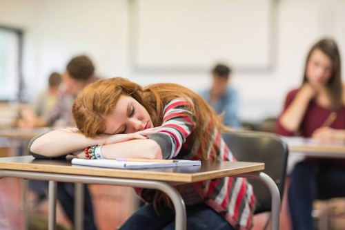 Research Suggests that Later Start Times Help High School Students