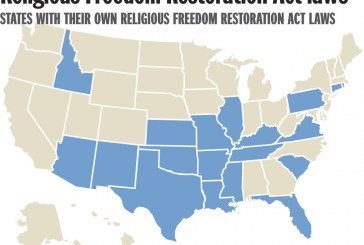 The many shades of the Religious Freedom Restoration Act