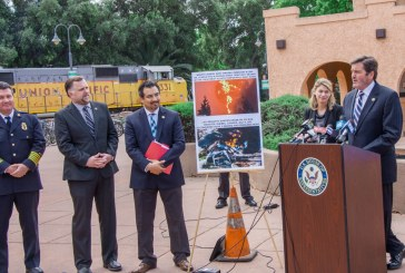 Congressman Garamendi's Press Conference Illustrates the Risk of Oil By Rail