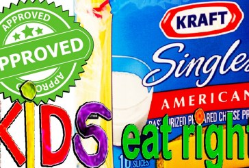 Seal Repealed: Kraft Ends Campaign Featuring 'Kids Eat Right' Logo on its American Cheese Singles