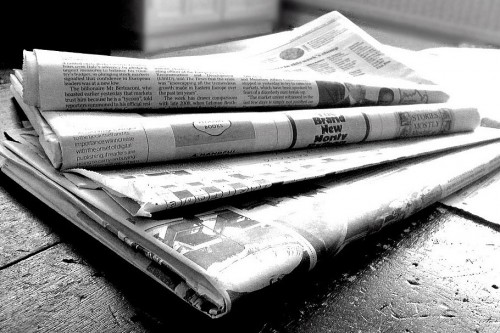 Print Newspapers