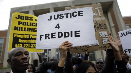 Analysis: Six Baltimore Police Officers Indicted For Death of Freddie Gray