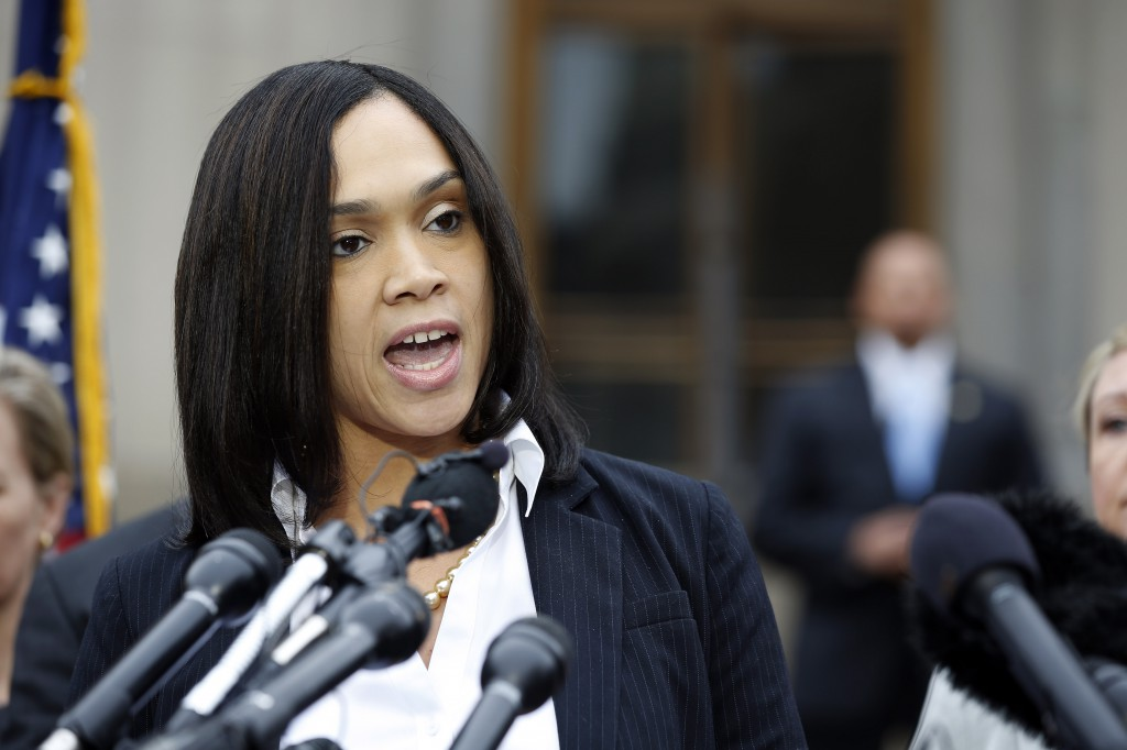 My View: Baltimore Prosecutor Makes Quick Call, She Better Hope It's the Right One