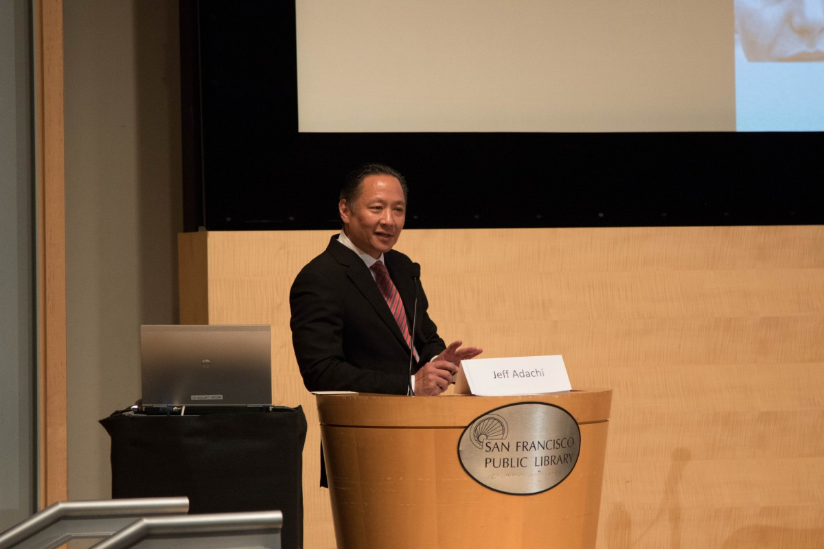San Francisco Public Defender Jeff Adachi introduces the topic of Race and Reform