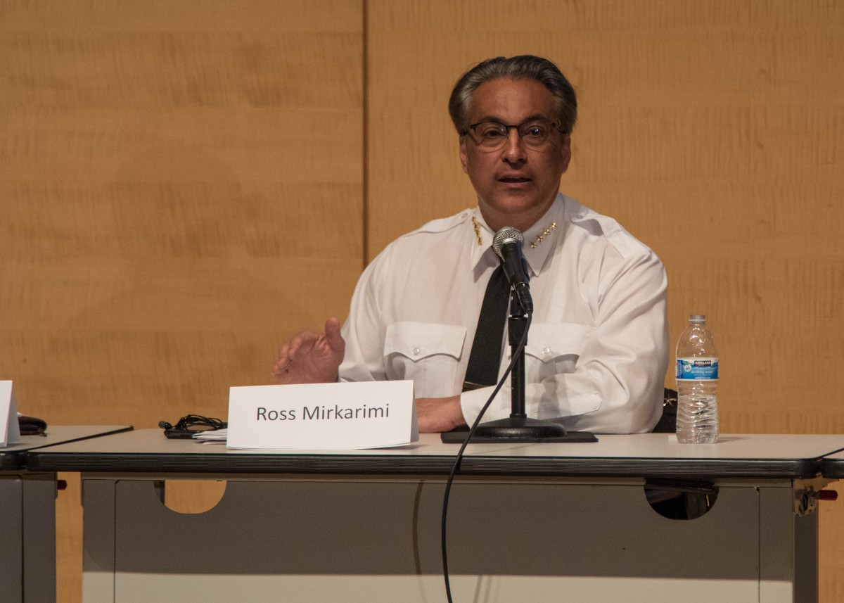 Sheriff Ross Mirkarimi finds his department under fire for deputies sanctioning gladiator style fights.