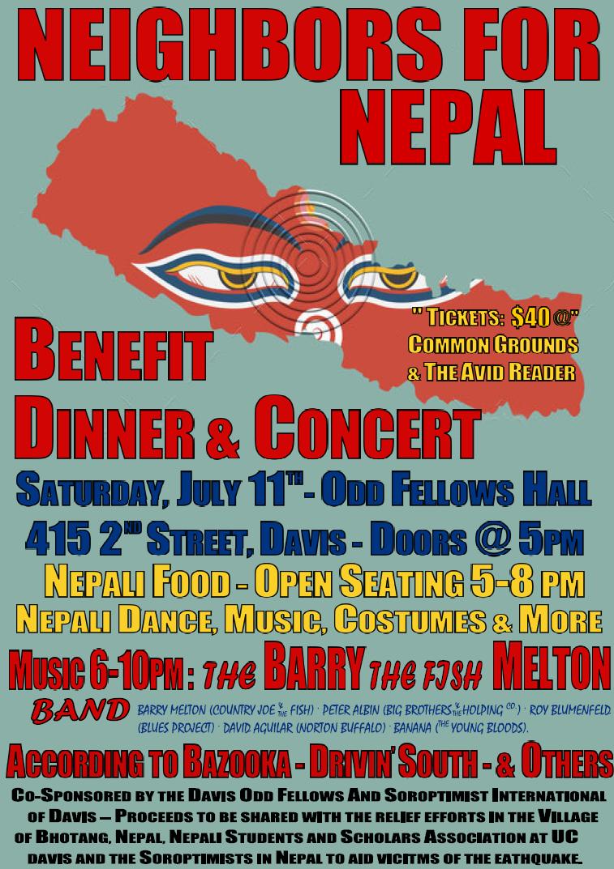 Neighbors for Nepal
