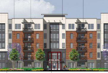 City Releases Draft EIR on Sterling Apartments